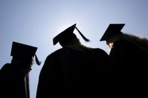 Graduation means the end to academic internships<br>©   Kenneth C. Zirkel, iStockphoto